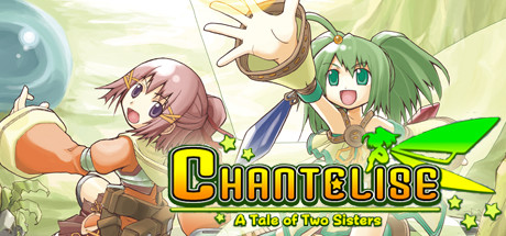 Chantelise - A Tale of Two Sisters Cover Image