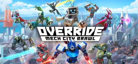 Override: Mech City Brawl Cover Image