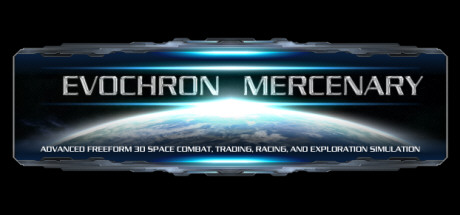 Evochron Mercenary Cover Image