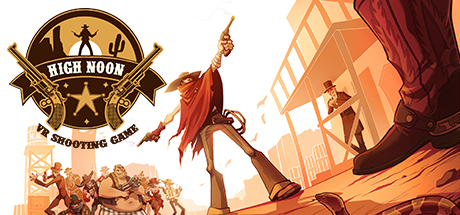 High Noon VR Cover Image