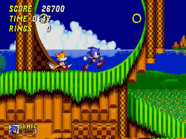 Sonic The Hedgehog 2 on Steam