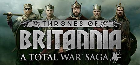 A Total War Saga: THRONES OF BRITANNIA Cover Image