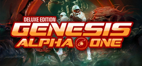 Genesis Alpha One Deluxe Edition Cover Image