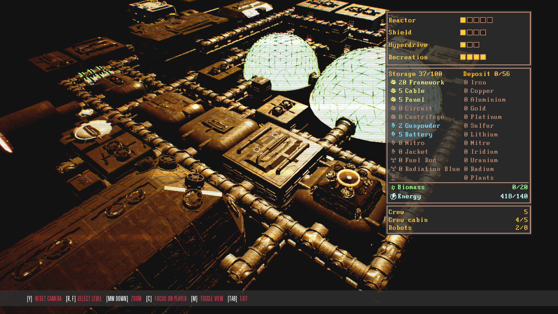 ジェネシス ミッション Ark