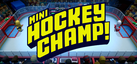 Mini Hockey Champ! Cover Image