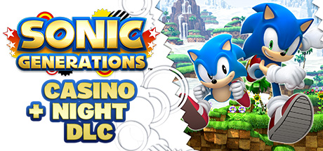 Sonic Generations Collection Cover Image