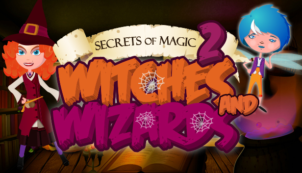 Save 49% on Secrets of Magic 2: Witches and Wizards on Steam