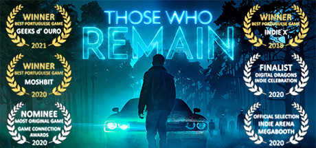 Those Who Remain Cover Image