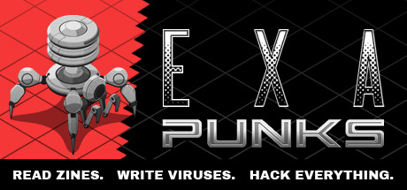 EXAPUNKS Cover Image