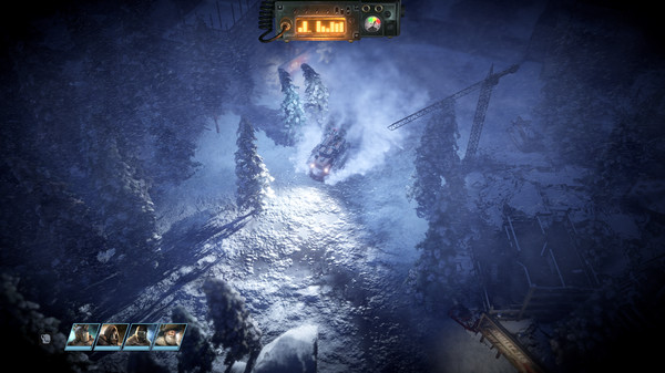 Wasteland 3 Screenshot 1
