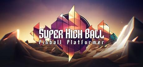 Super High Ball Pinball Platformer Capa