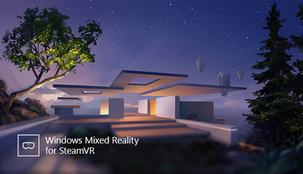 Widnows Mixed Reality for SteamVR y HP Reverb G2