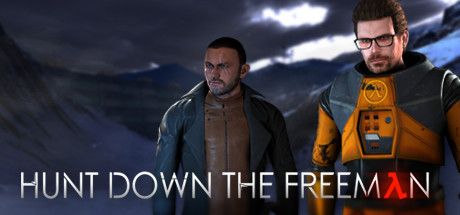 Hunt Down The Freeman Cover Image