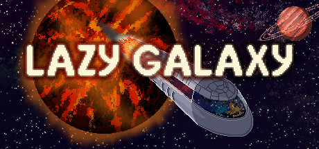 Lazy Galaxy Cover Image
