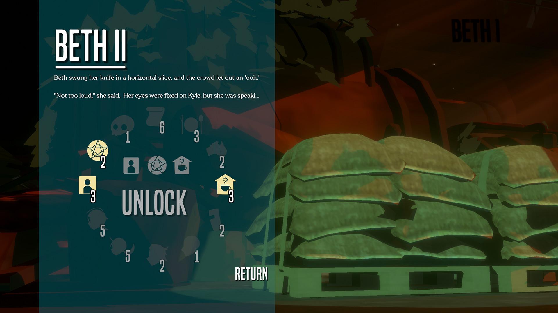 Necrobarista screenshot 3