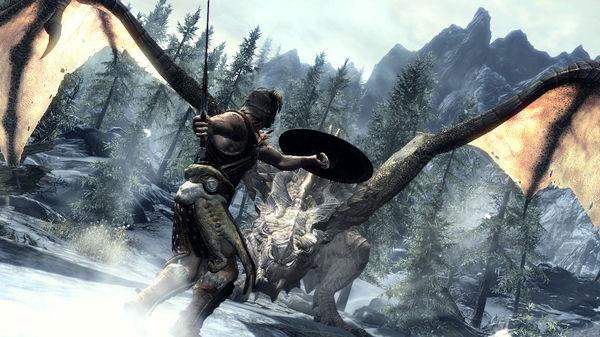 The Elder Scrolls V: Skyrim CD Key 1