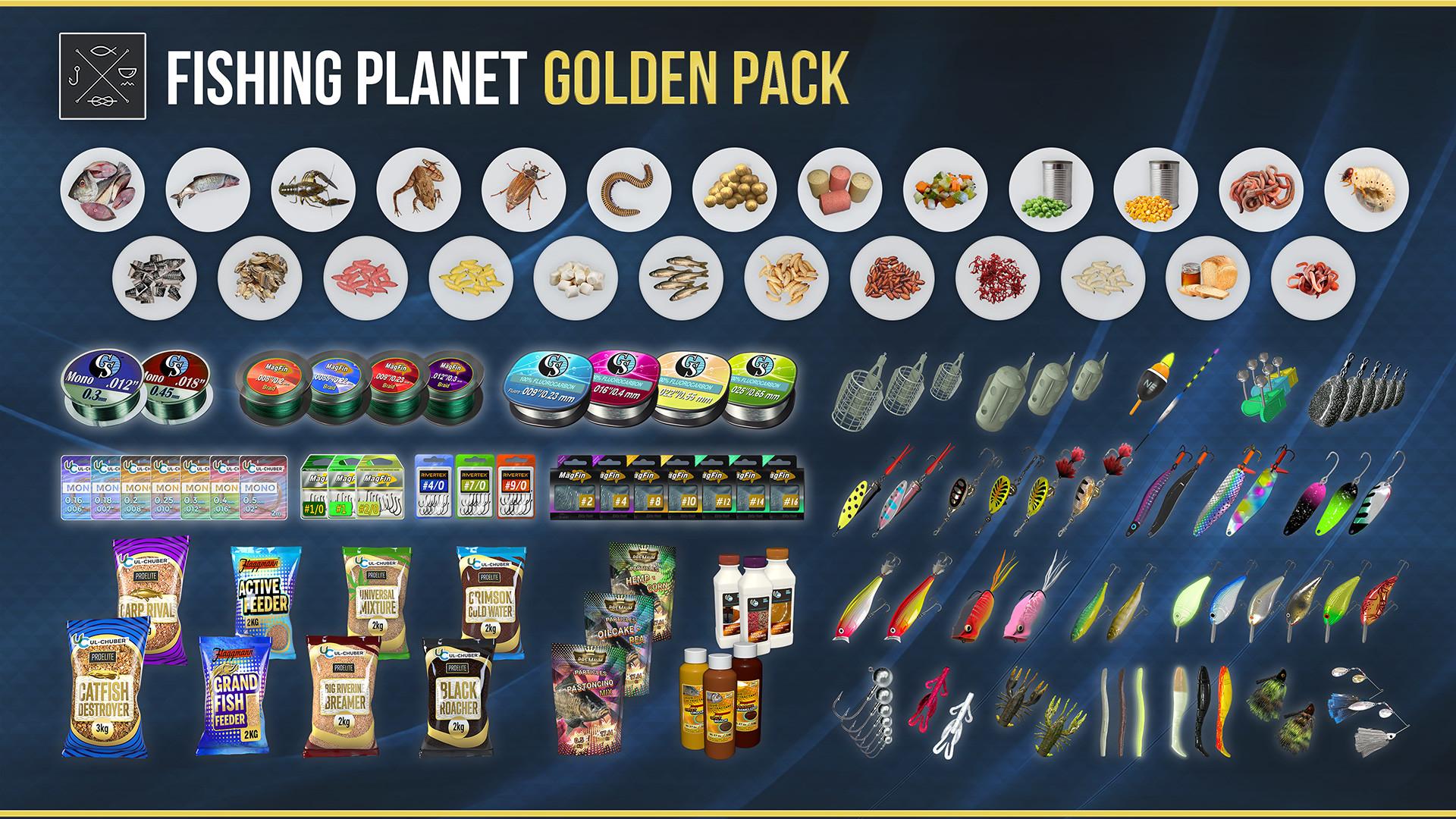 Fishing Planet - Sport Feeder Pack