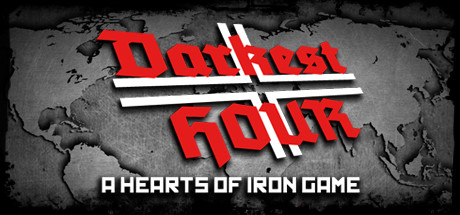 Darkest Hour: A Hearts of Iron Game Cover Image