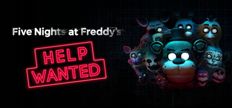 FIVE NIGHTS AT FREDDY'S: HELP WANTED Cover Image