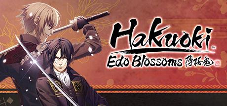 Hakuoki: Edo Blossoms Cover Image