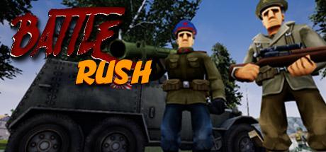 BattleRush Cover Image