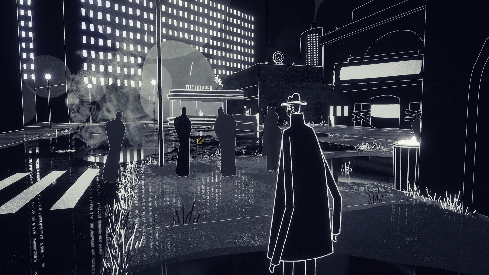 Genesis Noir on Steam