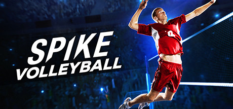 Spike Volleyball Cover Image