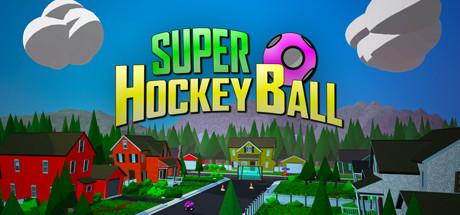 Super Hockey Ball Cover Image
