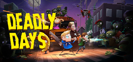Deadly Days Cover Image