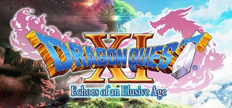 DRAGON QUEST® XI: Echoes of an Elusive Age™ - Digital Edition of Light Cover Image