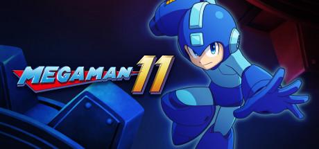 Mega Man 11 Cover Image