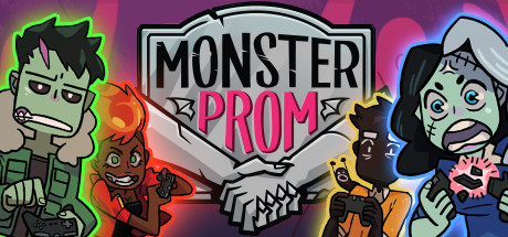 Monster Prom Cover Image