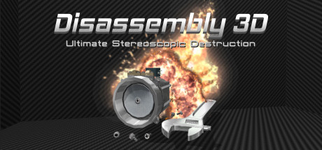 Disassembly 3D Cover Image