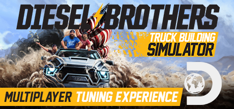 Diesel Brothers: Truck Building Simulator Cover Image