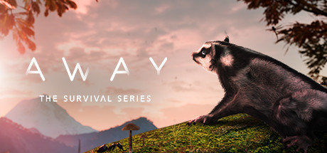 AWAY The Survival Series [PT-BR] Capa