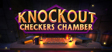 Knockout Checkers Chamber Cover Image
