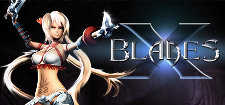 X-Blades Cover Image