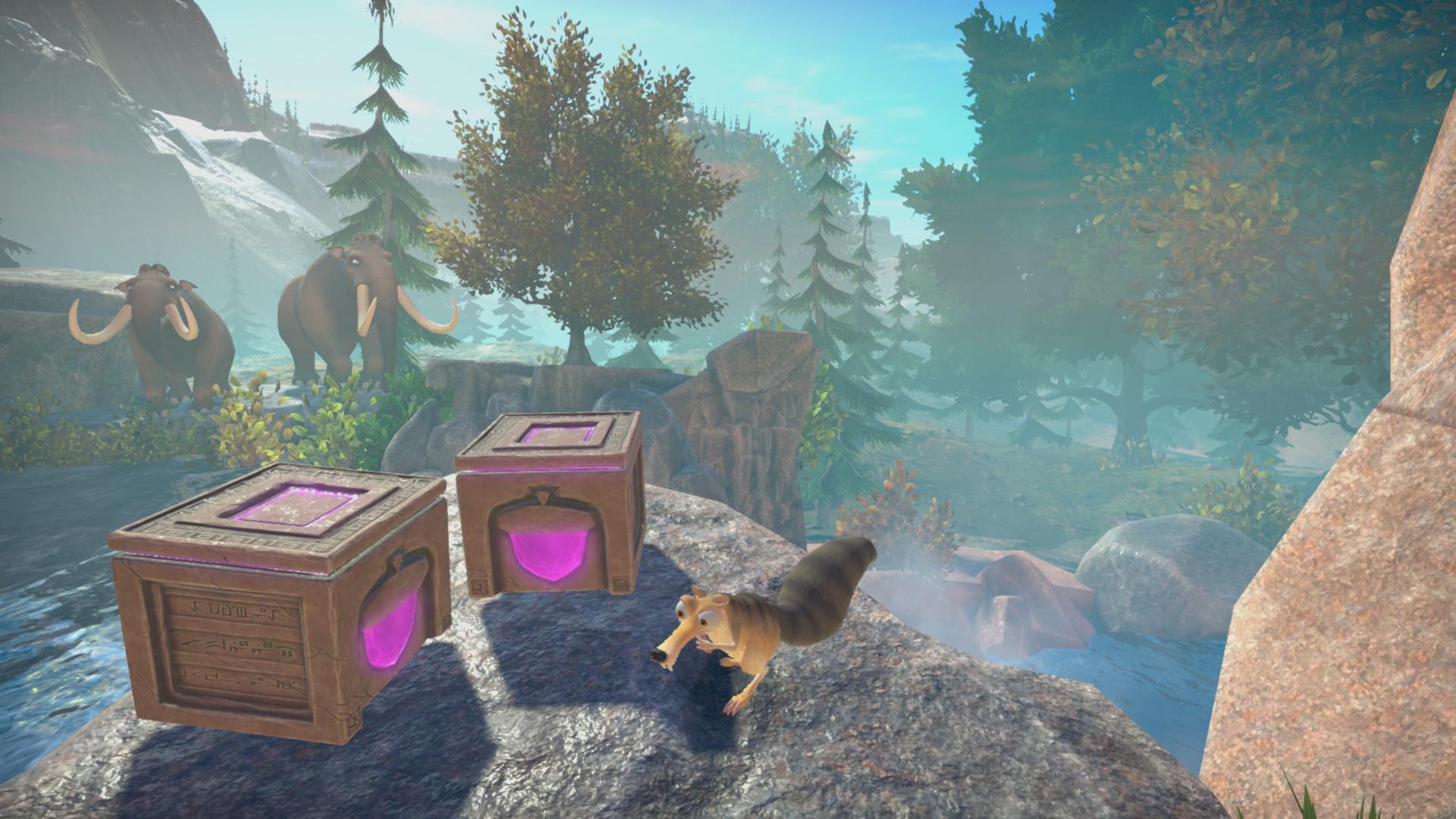 Ice Age Scrat's Nutty Adventure no Steam