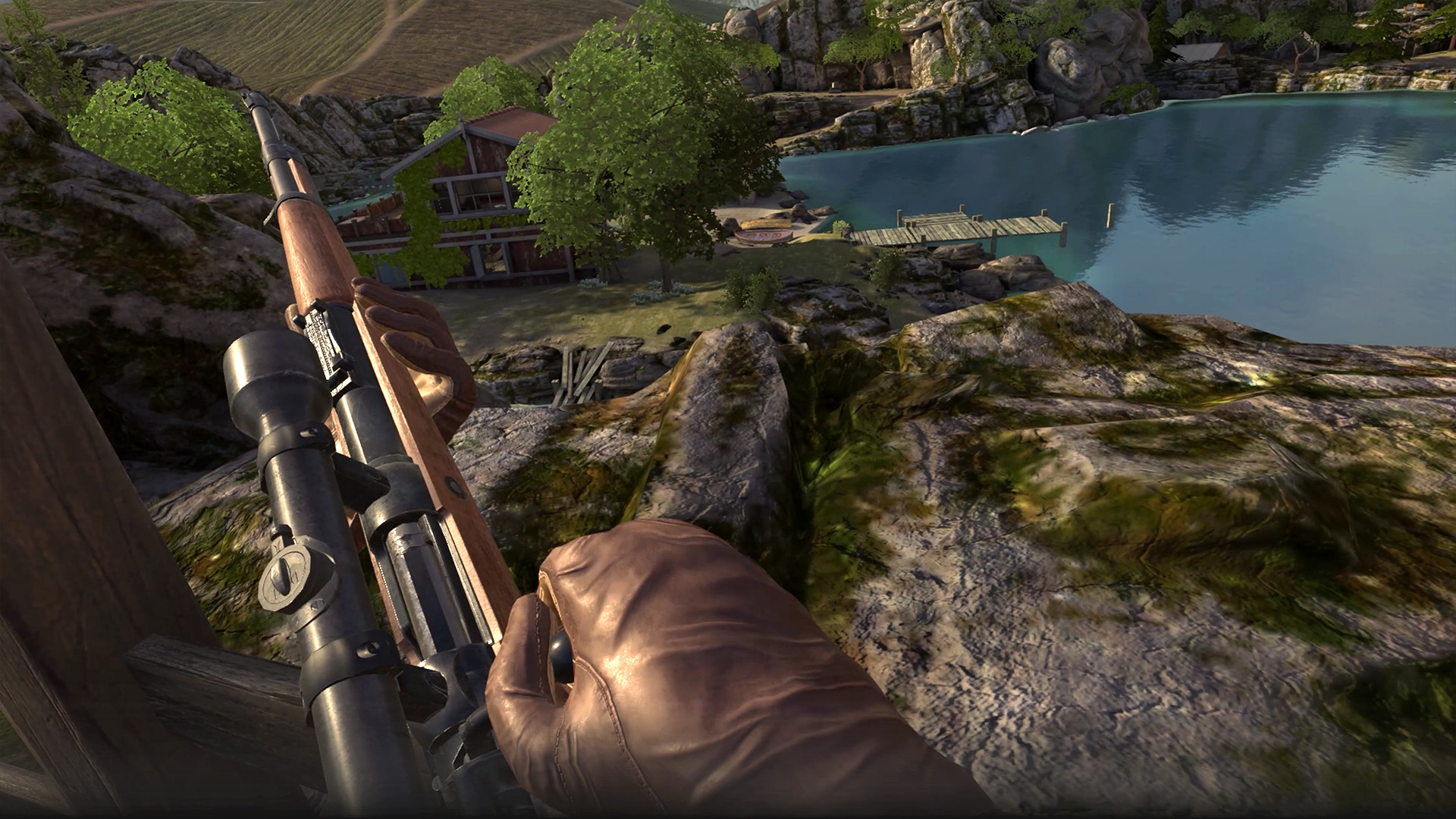 Oculus Quest 游戏《Sniper Elite VR》狙击精英插图(1)