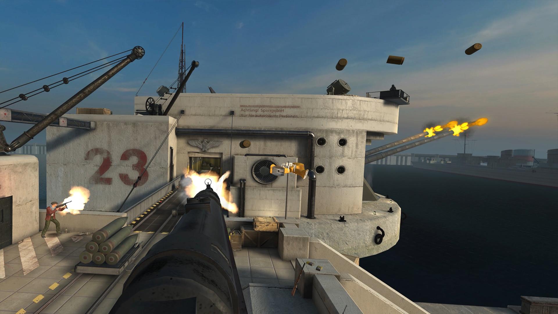 Oculus Quest 游戏《Sniper Elite VR》狙击精英插图(2)