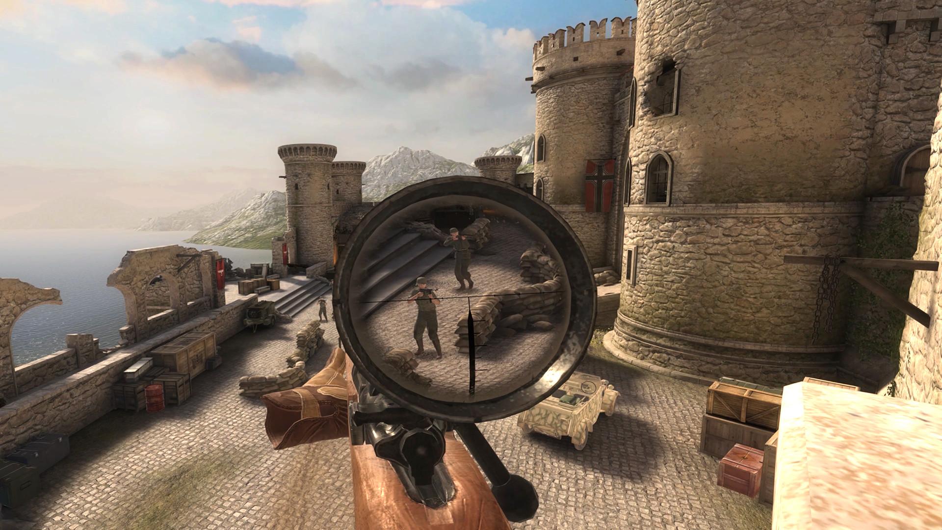 Oculus Quest 游戏《Sniper Elite VR》狙击精英插图(3)