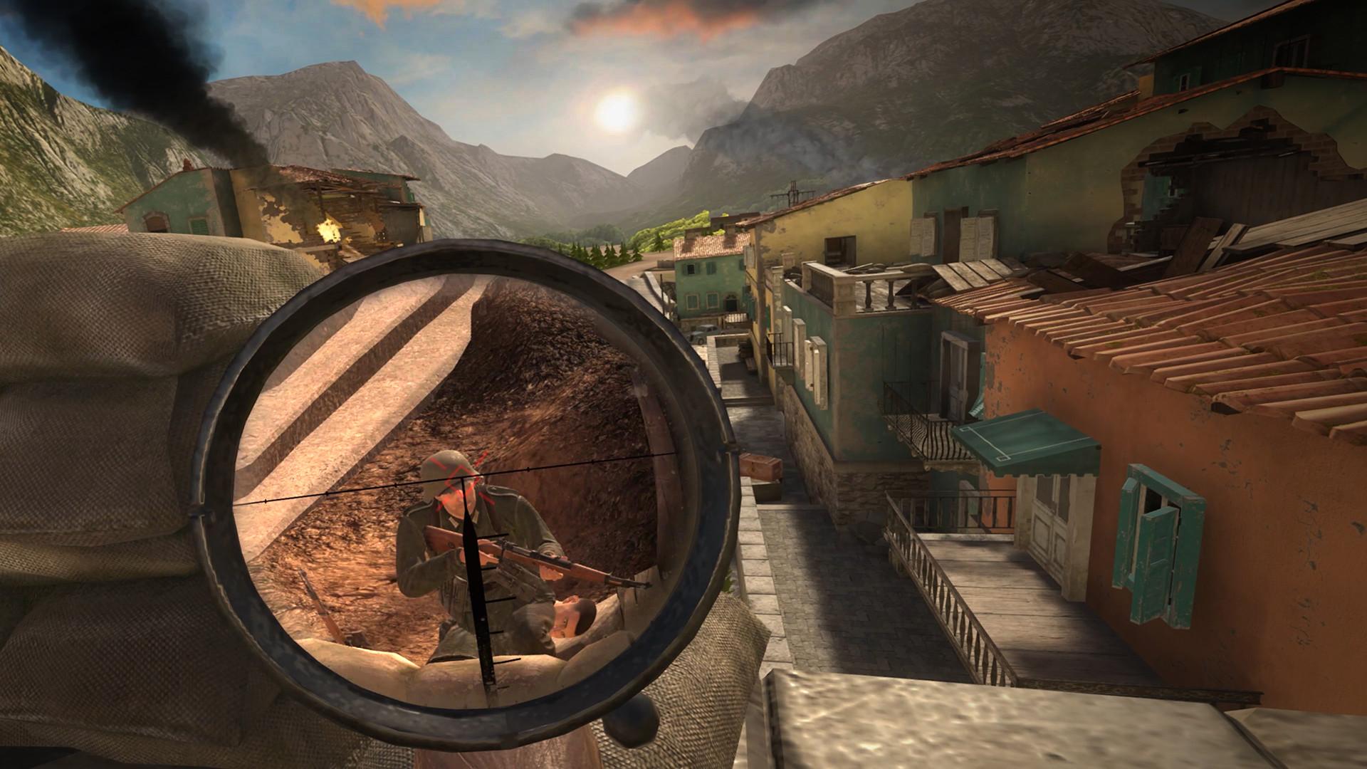 Oculus Quest 游戏《Sniper Elite VR》狙击精英插图