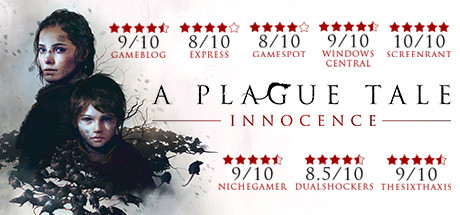 A Plague Tale: Innocence Cover Image