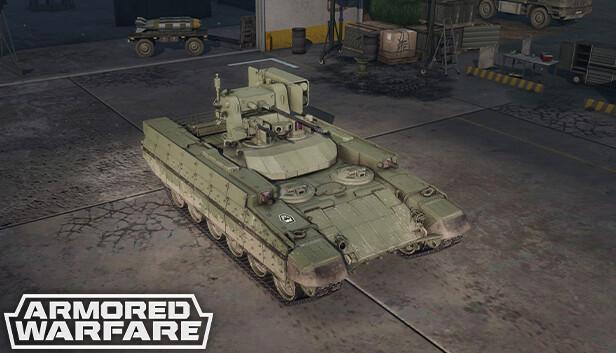 Aremored Warfare