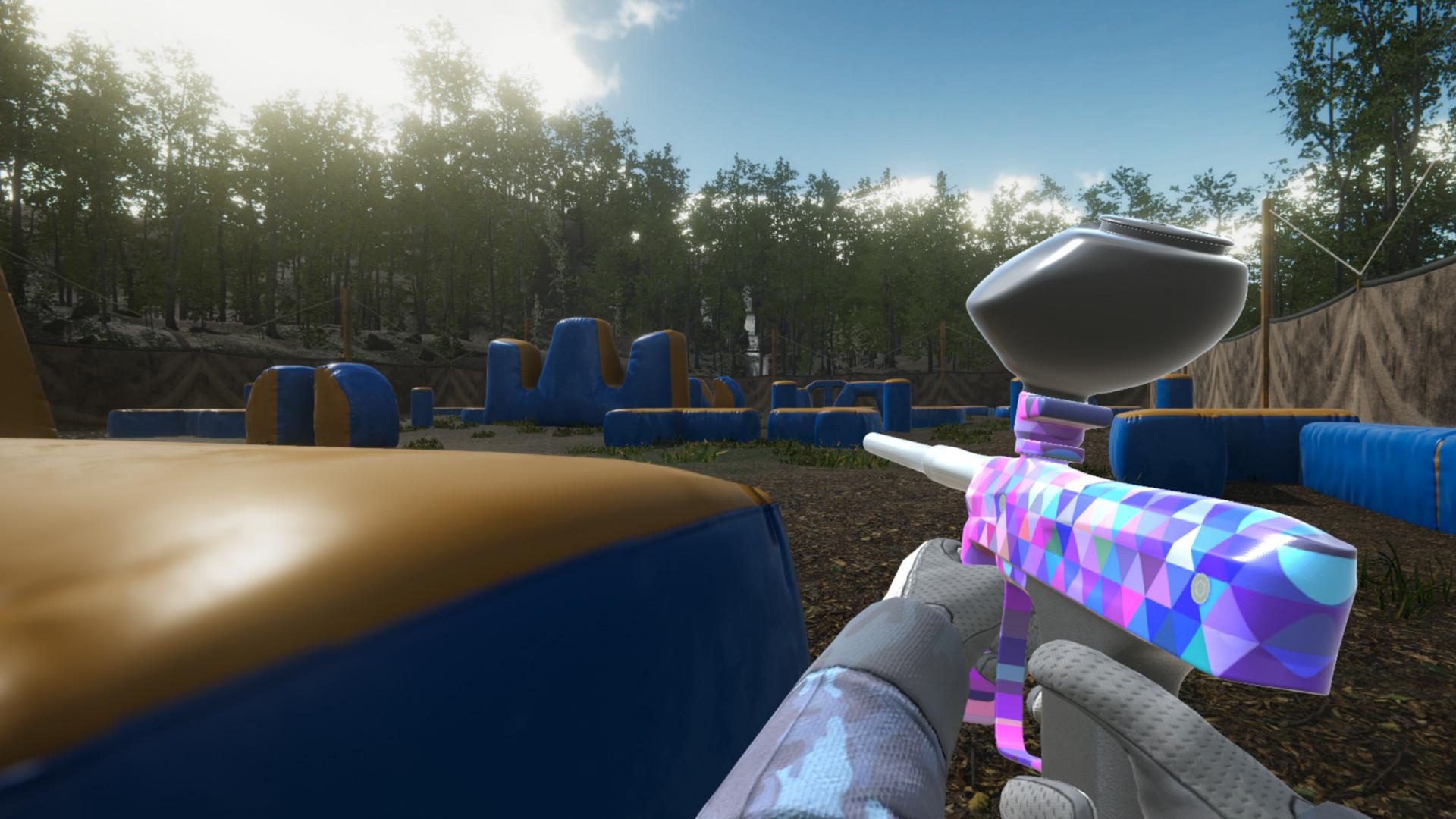 Paintball War on Steam