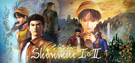 Shenmue I & II Cover Image