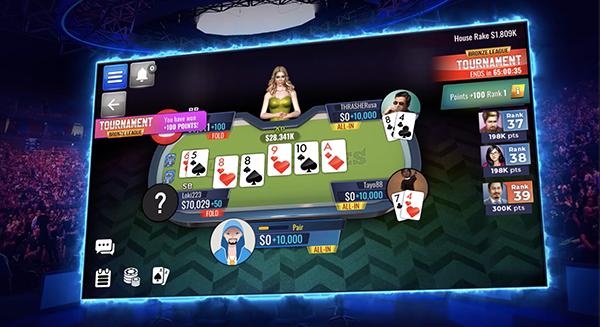 Poker Legends Texas Hold Em Poker Tournaments On Steam