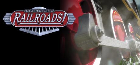 Sid Meier's Railroads! Cover Image