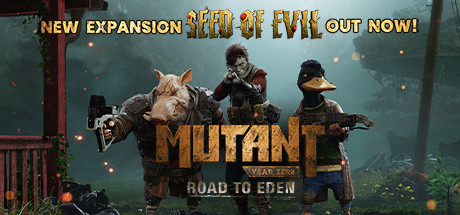 Mutant Year Zero: Road to Eden Cover Image