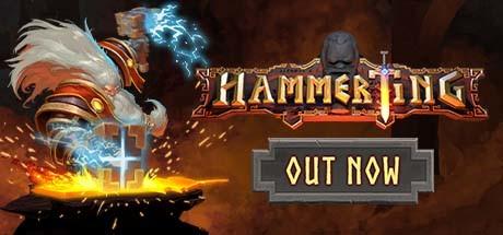 Hammerting [PT-BR] Capa
